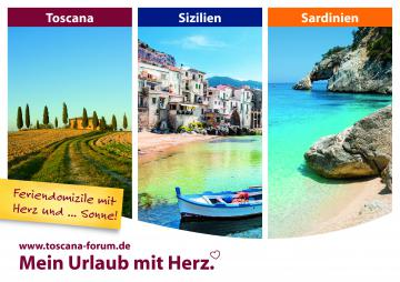 Toscana Forum, die Toskana-Spezialisten