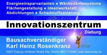 Innovationszentrum K.H. Rosenkranz